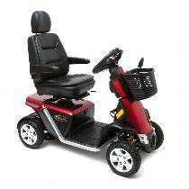 Pride Pursuit Sport 36V Heavy Duty/High Weight Capacity Scooter