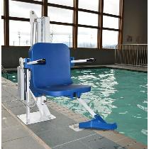 Aqua Creek Pathfinder Pool Lift with Anchor Power Pool Lifts
