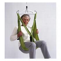Liko (A Hill-Rom Company) HygieneSling with SafetyBelt Bathing & Toileting Slings