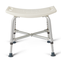 Medline Bariatric Bath Bench Without Back Stools & Seats