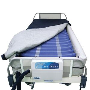Drive Medical Med Aire Plus Low Air Loss Mattress Replacement System Air Systems