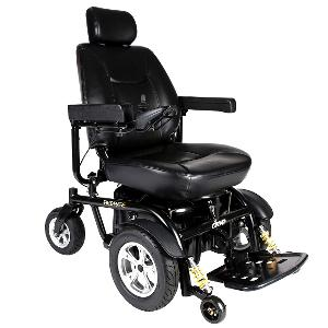 Drive Medical Trident HD Heavy Duty/High Weight Capacity Power Wheelchair