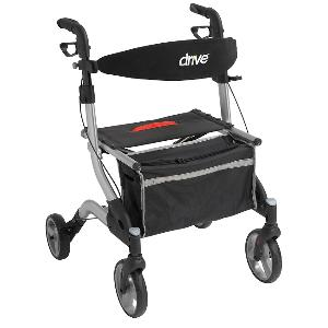 Drive Medical I-Walker Rolling Walkers W/Handbrakes