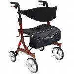 Drive Medical Nitro HD Euro Style Rollator