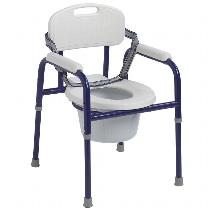 Wenzelite Pediatric Colored Commode Commode