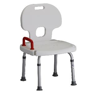 Nova Deluxe Shower Bench W/Back Stools & Seats
