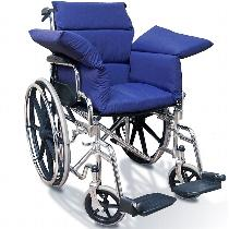 NY Ortho Wheelchair Comfort Seat Overlay Specialty Cushion