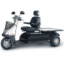 Afikim Afiscooter M 3-Wheel Full Size Scooter