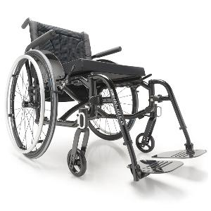 Motion Composites Helio C2 Folding Wheelchair