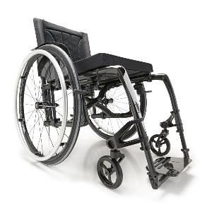 Motion Composites Veloce Folding Wheelchair