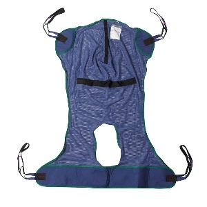 Drive Medical Full Body Mesh w/ Commode Bathing & Toileting Slings