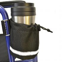 Diestco Unbreakable Cup Holder - Vertical Grip Packs, Pouches & Holders