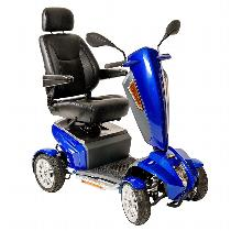 Drive Medical Odyssey GT Heavy Duty/High Weight Capacity Scooter