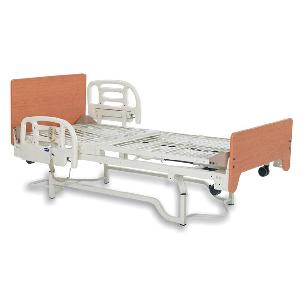 Shown with ThinkSoft Positioning Rails and Kendall Bed Ends