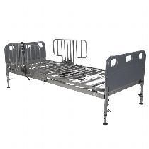 Drive Medical Competitor Semi-Electric Bed with Half Rails Semi-Electric Frame
