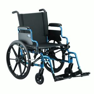 "Invacare 9000 XT 22""W x 16""D - Open Box Manual Wheelchairs"