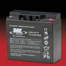MK Battery 12 V 20AH BATTERIES (PAIR) Battery