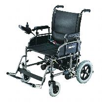 Merits Health Travel-Ease Folding Power Chair Travel/ Portable Power Wheelchair