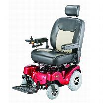 Merits Health Atlantis Heavy Duty Power Chair Heavy Duty/High Weight Capacity Power Wheelchair