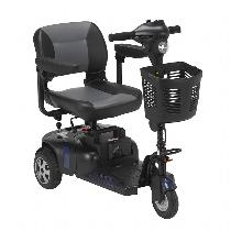 Drive Medical Phoenix HD 3-Wheel Travel Scooter - Open Box Scooters