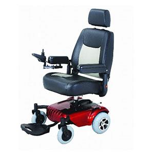 Merits Health Junior Compact Power Chair Full Size