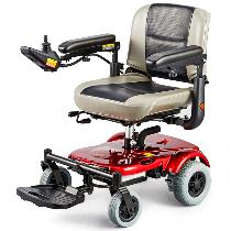 Merits Health EZ-GO Travel Power Chair Travel/ Portable Power Wheelchair