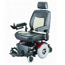 Merits Health Vision Super Heavy Duty Power Chair Heavy Duty/High Weight Capacity Power Wheelchair