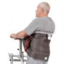 Handicare ThoraxSling with seat support Stand-Up Slings