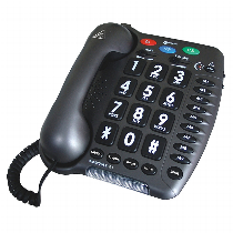 Sonic Alert Amplified Ultra Corded Telephone For The Home