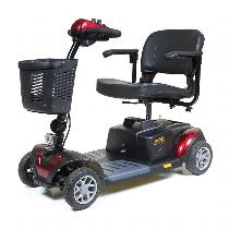 Golden Technologies Buzzaround XLHD 4-Wheel Travel Scooter