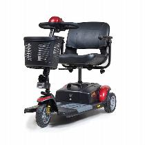 Golden Technologies Buzzaround XLS HD 3-Wheel Travel Scooter