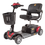 Golden Technologies Buzzaround XLS HD 4-Wheel Travel Mobility Scooter