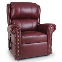 Golden Technologies Pub Chair PR-712 with MaxiComfort Infinite-Position Lift Chair