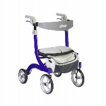 Drive Medical Nitro DLX Luxury Rolling Walkers