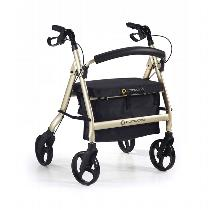 Comodita Spazio Heavy Duty/High Weight Capacity Rolling Walker