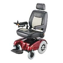 Merits Health Gemini Heavy Duty/High Weight Capacity Power Wheelchair