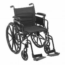 Drive Medical Cruiser X4 Lightweight Wheelchair