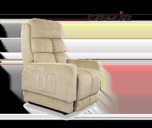 Cozzia MC 510 Zero Gravity Lift Chair Infinite Position Lift Chair