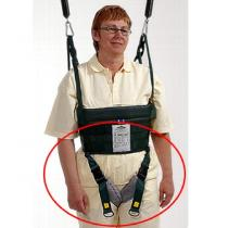 Liko (A Hill-Rom Company) MasterVest Leg Harness Stand-Up Slings