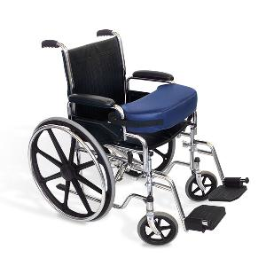 NY Ortho Wheelchair Lap Cushion, Self Releasing Lap Trays