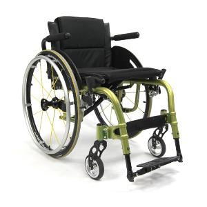 Karman Healthcare S-ERGO ATX Folding Wheelchair