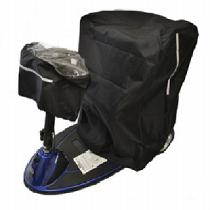 Diestco 2-Piece Scooter Seat & Tiller Cover Covers & Canopies