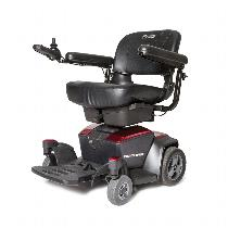 Pride New Go-Chair Travel/ Portable Power Wheelchair