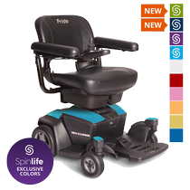 Pride Go-Chair Travel/ Portable Power Wheelchair