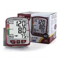 Advocate Speaking Wrist Blood Pressure Monitor Home Care Therapy