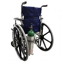 Eagle Health Oxygen Tank Holder for Wheelchairs Scooter Accessories