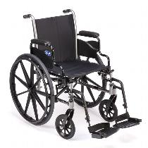 Invacare Tracer SX5 Custom 250 lb Capacity - Open Box Manual Wheelchairs