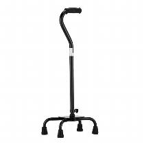 Nova Bariatric Quad Cane with Large Base Quad Cane
