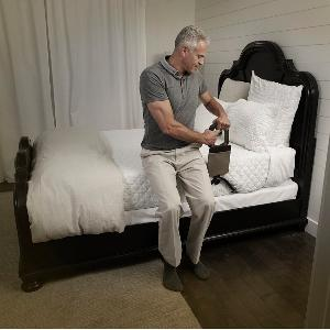 Stander Signature Life Collection Confidence Bed Handle For The Home