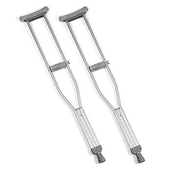 Quick-Change Crutch Standard Crutches